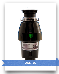 Panda waste disposers